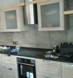 Изготовление корпусной мебели,кухни шкафы!