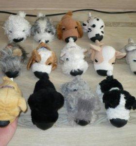 Коллекция мини собачек