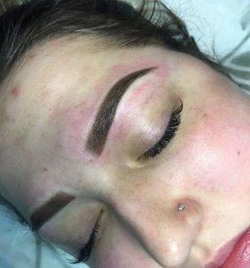 Микроблейдинг,перманентный макияж,татуаж