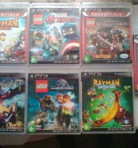 Купите взрослым тишину ) PS3+Лего игры