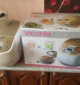 Мультиварка бу Viconte Vic-602
