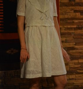 Милое Винтажное Платье