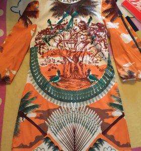 Платье Hermes