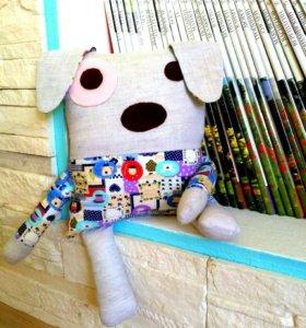 Подушка-игрушка Щенок