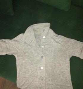 Кофта-пиджак