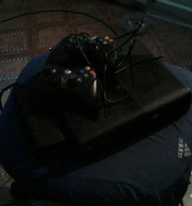 Игровая приставка xbox360