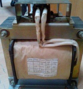 Трансформатор понижающий 600-220 М4.547.033-01