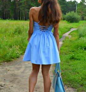 Платье +подарок👗👠