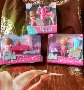 Куклы еви