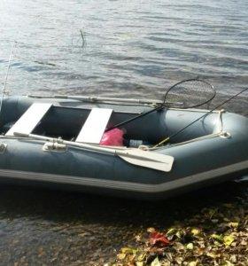 Комплект лодка юкона280,мотор ямаха2лс