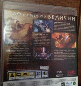 Игра Diablo на PS 3