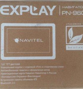 Навигатор explay pn960