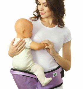 Хипсит Mum's Era, сиденье для ребенка