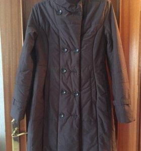 Куртка плащ пальто