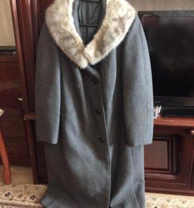 Пальто(драповое)