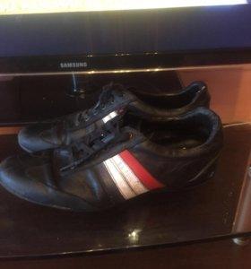 Ботинки-кеды US Polo Assn