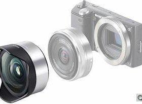 Sony Fisheye VCL-ECF1