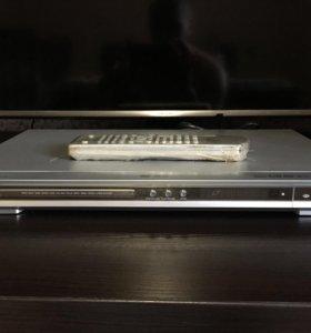Продам DVD плеер bbk, все форматы, micro sd, usb.