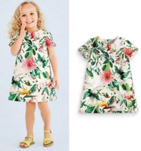 Платье 4-4,5 года