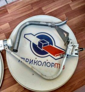 Спутниковая антенна Триколор, НТВ плюс