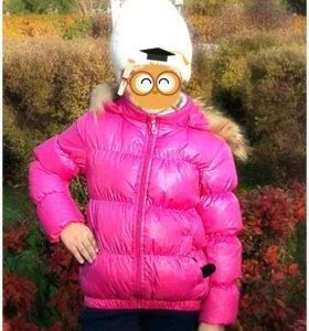 Курточка на девочку 5 -7 лет