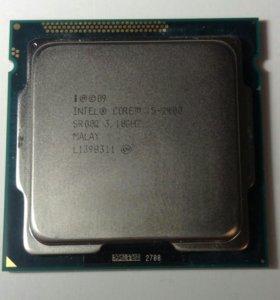 Intel® Core™ i5-2400 Processor