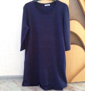 Платье свободного покроя, можно для беременных