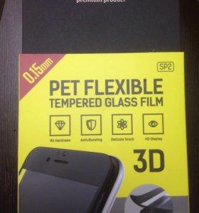 3D стекло силикон