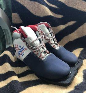 Ботинки(лыжные)
