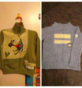 Кофта, свитер, водолазка.