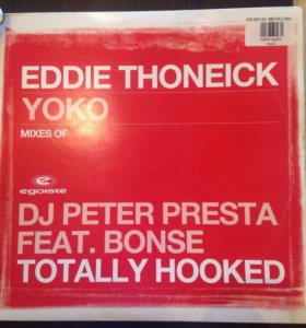 DJ Винил Peter Presta feat. Bonse