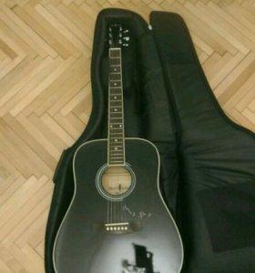 Электроакустическая гитара WoodLand by Hosco