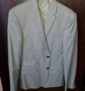 Костюм мужской 2ка (пиджак+брюки)
