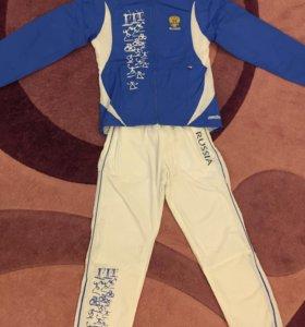 Новый женский спортивный костюм Russia, размер 44
