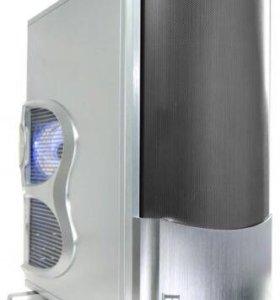 Мощный системный блок + монитор
