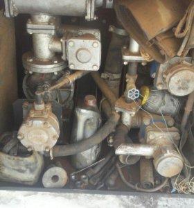 Бензовоз топливозаправщик камаз 43118