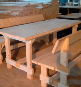 Комплек мебели для сада