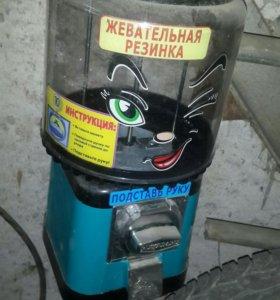 Автомат с жевательной резинкой