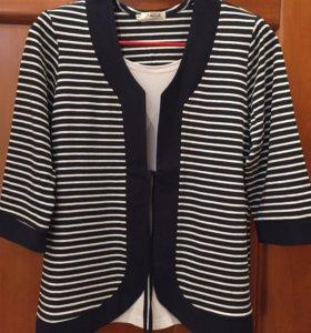 Новая Стильная блузка, размер L