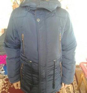 Продам куртку(парка)