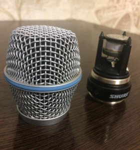 Капсюль Shure beta 87a для радио системы