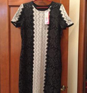 Новое красивое платье, размер 50-52