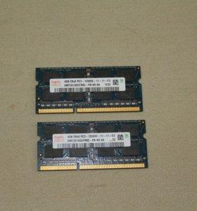 Модуль памяти (DDR3-1600)