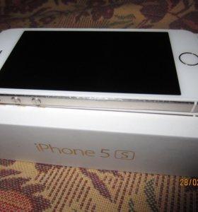 Apple iPhone 5S  Сегоня за 7тр.