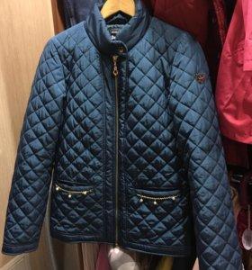 Куртка стеганая 42-44