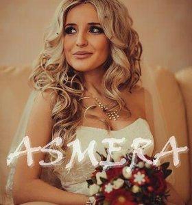 Свадебный и любой сложности макияжи и прически