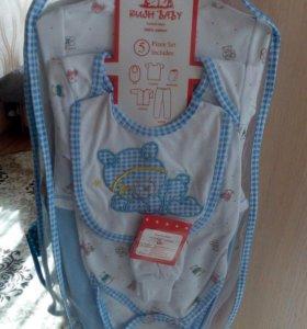 Продаю комплект для новорожденного