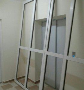 Пластиковые окна,двери б/у