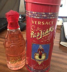 Туалетная вода Versace Red Jeans