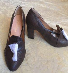 Новые туфли из Испании